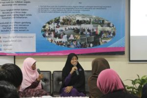 Seminar dan Pelatihan d FLP Bogor