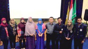 "Studium General bertema ""Membangun Karakter Mahasiswa Program Kimia yang Islami"" di Fakultas Sains dan Teknologi UIN Syarif Hidayatullah Jakarta."