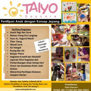 Taiyo Daycare Brosur