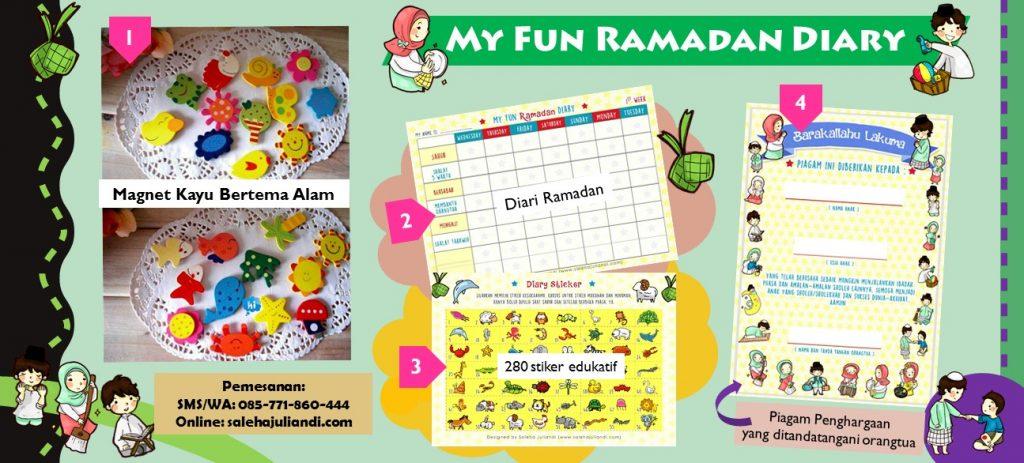 My Fun Ramadan Diary