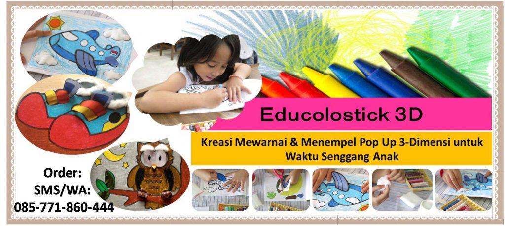 Ecucolostick 3 Dimeni